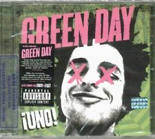 GREEN DAY ¡UNO! SEALED CD NEW 2012  UNO