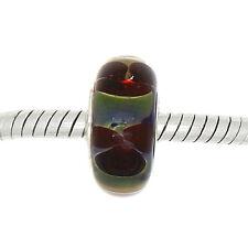Authentic Chamilia Murano Glass European Bead