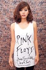 Pink Floyd The Wall t8 Art WOMEN T-SHIRT DRESS Tank TOP Size S M