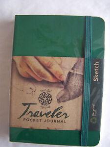 Traveler Pocket Journal choice color/style/size