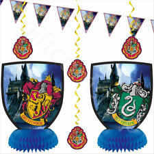 7pc Harry Potter Party Decoration Kit Howwarts Kids Childrens Birthday Supplies