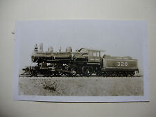 CAN150 - GRAND TRUNK RAILWAY Co ~ LOCOMOTIVE No320 Canada PHOTO