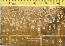 More details for taranaki v wellington match 12.9.08, zak photo, no 1777 vintage rugby postcard