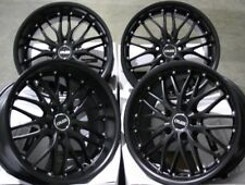 "18"" CRUIZE STEALTH ALLOY WHEELS FITS PEUGEOT 308 407 508 EXPERT TEPEE SCUDO"