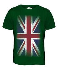 Magliette da uomo verde grafici taglia XXXL