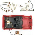Set Light Modification Parts For Mn99 Mn99s D90 Rc Car Model 1/12 Scale