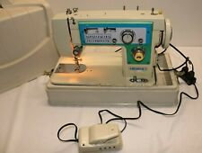 Vintage Dressmaker 7000 Heavy-Duty Upholstery & Sewing Machine, with Pedal/case