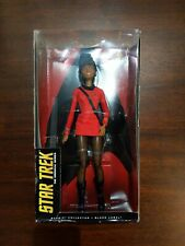 NEW SEALED Star Trek Lieutenant Uhura 50th Anniversary Barbie Collection DGW70