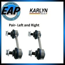 For Volvo S60 S80 V70 XC70 XC90 Pair Rear Suspension Stabilizer SwayBar Link NEW