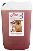 25L Cherry Pop Pet Cattery Kennel Disinfectant Deodouriser Cleaner Pet GUARD