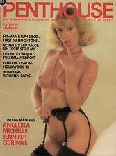 Penthouse 8,08/1981 August,Jennifer Patterson,Michelle Bauer,Angelika,Corinne,