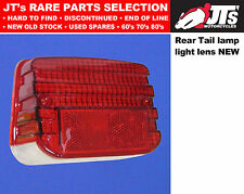 REAR TAILIGHT BACK BRAKE LAMP LENS HONDA CB250RS CB250RSA CB250RSDC Deluxe COPY