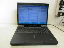ALIENWARE M17-R1 Core 2 Duo 2.40GHz 2GB RAM INCOMPLETE LAPTOP
