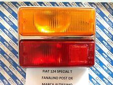 FIAT 124 SPECIAL T FANALINO POSTERIORE DESTRO ALTISSIMO
