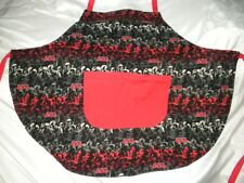 Custom Made The Walking Dead Zombie Apron