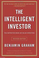 The Intelligent Investor The Definitive Book on Value Investing Benjamin Graham