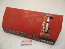Honda HS55 TA Snowblower Control Panel 54220-736-A10