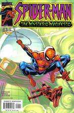 SPIDER-MAN: THE MYSTERIO MANIFESTO 2001 #1-3 COMPLETE SET LOT FULL RUN DAREDEVIL