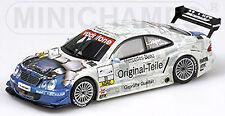 Mercedes Benz CLK DTM 2001 T. Jäger #11 équipe Original Pièces 1:43 Minichamps
