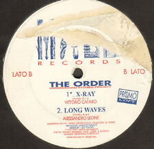 THE ORDER - Underground Rythmic Project 1992  Male Records ML 003 Ita Promo Copy