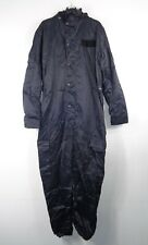 Ex Police GORE-TEX Waterproof Tactical UK Made Black Coveralls Suit LRG/T F2 BV7