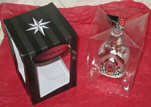 Christopher Radko Celebrations Christmas Ornament Holiday Church 2011 New in Box
