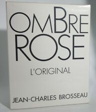 Ombre Rose L'Original By Jean-Charles Brosseau 100ml/3.4oz Edt Sealed-Rare!