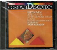 Beethoven:Sinfonia N.9 / Herbert von Karajan, Berliner, Berlin 1.1.1968 - CD