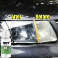 HGKJ-8 Car Auto Headlight Lens Restorer Repair Liquid Polish Cleaner 20ML
