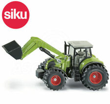 Véhicules agricoles miniatures verts SIKU 1:50