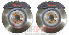 NEW Ford FM-FN GT Mustang Brembo 6 Piston Front Caliper & Disc Set