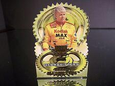 Insert Bobby Hamilton #4 Kodak Wheels High Gear 2000 Card #GS 14/27 GEARSHIFTERS
