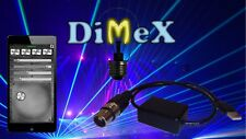 Wireless DMX stage lighting controller Dimex new better version