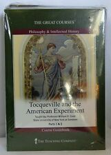 Tocqueville and the American Experiment Teaching Co. Great Courses  NEW, sealed