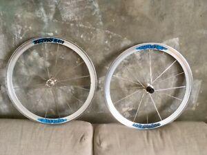 "Gipiemme Tecno M416 rare retro mtb wheels 26"" excellent condition"