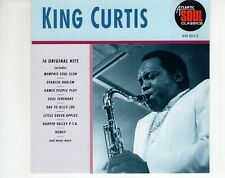 CD	KING CURTIS	atlantic soul classics	EX+ (R2901)