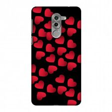 AMZER Snap on Case Floating Hearts HARD Protector Case Phone Cover Accessory