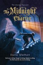 The Midnight Charter (agora Trilogy): By David Whitley