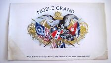 Collectibles 22 cigar bands Caraibe The Beauty Of British Girls Past Gold gold white