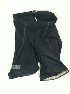 iq pearl izumi mens large padded cycling shorts black