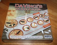 DaVinci's Mancala Board Game by BriarPatch - New in Wrapper - Da Vinci's