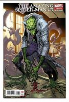 Amazing Spider-Man #7 Lizard La Mole Con J Scott Campbell Variant NM+ 9.6