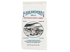 Dutch Funnel Cake Mix - Warm Sweet Goodness - Carnival Treat - Haldeman Mills