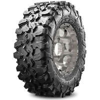 Set of 4 Maxxis Carnivore Front and Rear ATV UTV Tires 30X10.00R14 8Ply