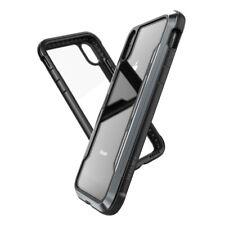 Carcasa Xdoria Defense Lux Carbono Apple iPhone XS Max negra
