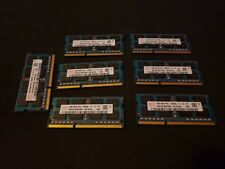Hynix Korea 2Rx8 4GB DDR3 PC3-12800S Laptop Memory