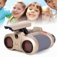 Night Vision Scope Binoculars Telescope Xmas Astronomy Birthday Gift Kids