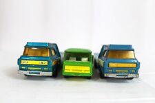 2 Matchbox Super Kings K-21 Tractor Transporter, 1 K-13/20 DAF Truck - Lesney