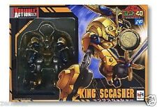 New Megahouse Variable Action Ng Knight Lamune 40 King Sccasher Pre-Painted
