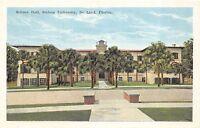 A85/ Deland Florida Fl Postcard c1915 J.B. Stetson University Science Hall